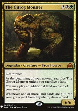 Das Gitrog-Monster