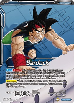 Bardock // Bardock, Hope of the Saiyans