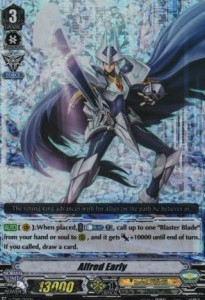 Alfred Early (Version 2 - Triple Rare)