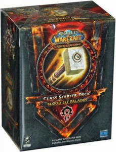 Class Starter Fall 2011: Horde Blood Elf Paladin Deck