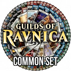 Gilden von Ravnica: Common Set