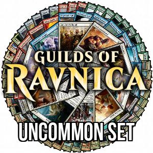 Gilden von Ravnica: Uncommon Set
