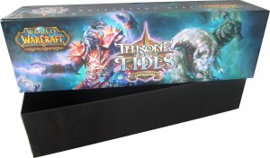 Caja de Epic Collection de Throne of the Tides vacia