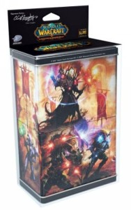 "WoW: ""Silvermoon vs Exodar"" Double Tin Box"
