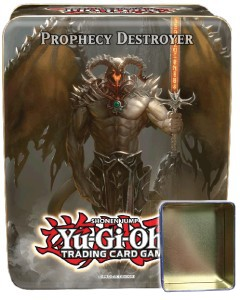 Collector's Tins 2012: Empty Prophecy Destroyer Tin