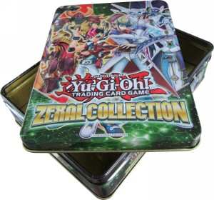 2013 Zexal Collection Tin: Empty Tin