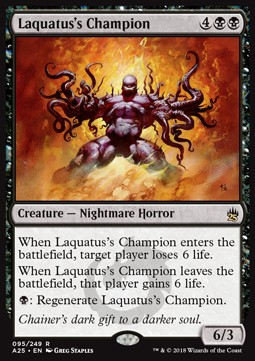 Laquatus's Champion