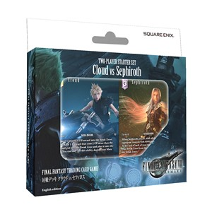 Cloud vs. Sephiroth Two-Player Starter Set
