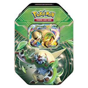Kalos Power Tins: Chesnaught Tin