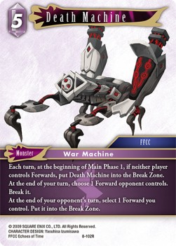 Death Machine (8-102)