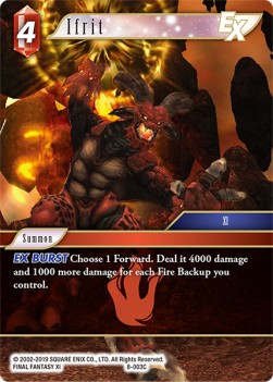 Ifrit (8-003)