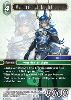 Warrior of Light (8-048)
