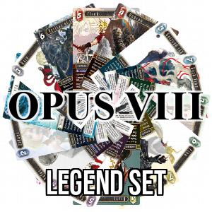 Opus VIII: Legend Set