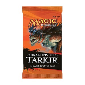 Booster de Les Dragons de Tarkir