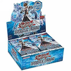 Boite de boosters de Legendary Duelists: White Dragon Abyss