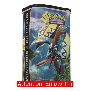 Tapu Koko Deck Shield