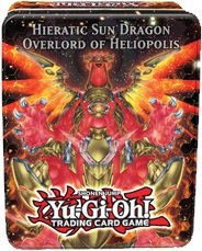 Collector's Tins 2012: Hieratic Sun Dragon Overlord of Heliopolis Tin