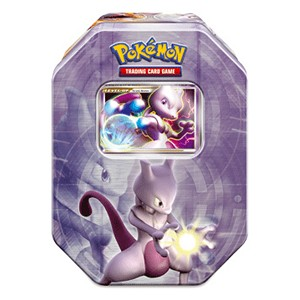 2008 Fall Collector's Tins: Mewtwo LV.X Tin