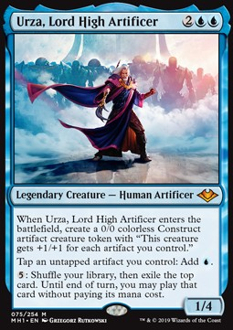Urza, Lord Grand'Artefice