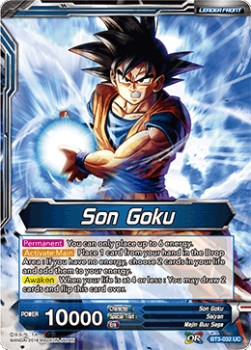 Son Goku // Heightened Evolution Super Saiyan 3 Son Goku