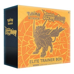 Ultra Prisma Elite Trainer Box (Dusk Mane Necrozma)