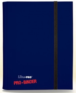 "Ultra-Pro: ""Pro-Binder"" (Dark Blue)"
