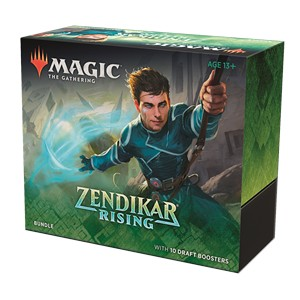 Zendikar Rising Fat Pack Bundle