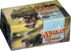 Odyssey: Tournament Pack Box