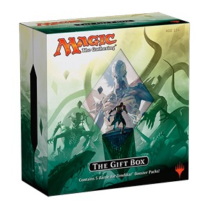 La batalla por Zendikar: Holiday Gift Box