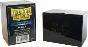 Dragon Shield Gaming Box (Black)
