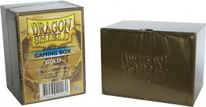 Dragon Shield Gaming Box (Gold)