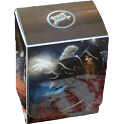 "Drums of War: ""Equalize"" Deck Box"