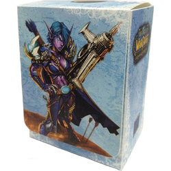 "Drums of War: ""Shaii, Strategist Supreme"" Deck Box"