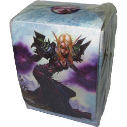 "Fields of Honor: Deck Box ""Kileana the Inferno"""