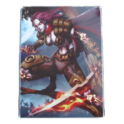 "Fields of Honor: Deck Box ""Deathstalker Leanna"""
