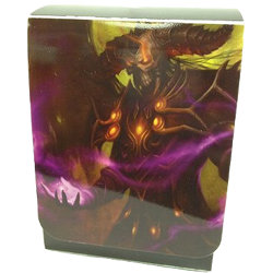 "Fields of Honor: Deck Box ""Corvus Promaethon"""
