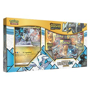 Majestad de Dragones: Colleccion Legends of Unova GX