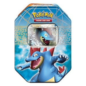 2010 Spring Collector's Tins: Feraligatr Tin