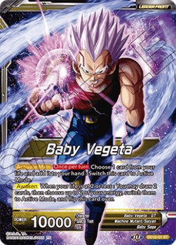 Baby Vegeta // Super Baby 2, Out for Revenge