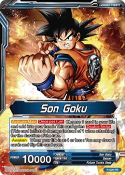 Son Goku // Awakened Strike SSB Son Goku