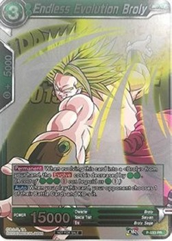Endless Evolution Broly (Version 2 - Promo)