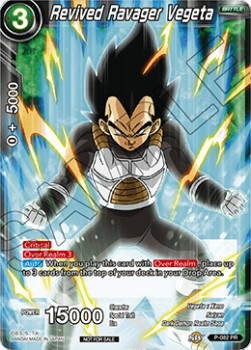 Revived Ravager Vegeta