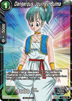 Dangerous Journey Bulma