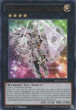 Stellarknight Triverr (Version 1 - Ultra Rare)