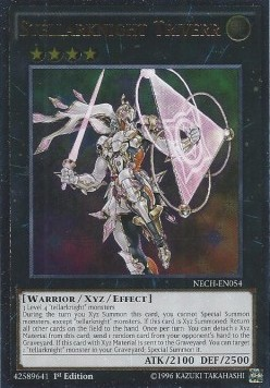 Stellarknight Triverr (Version 2 - Ultimate Rare)