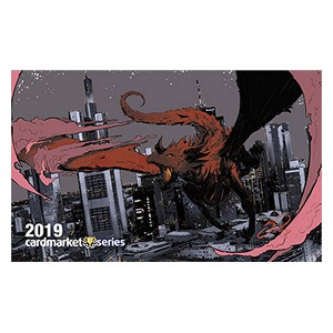 Cardmarket Series Frankfurt 2019 VIP Playmat (Magic)