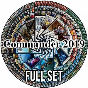 Commander 2019: Full Set