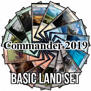 Commander 2019: Standardland Set