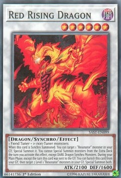 Red Rising Dragon