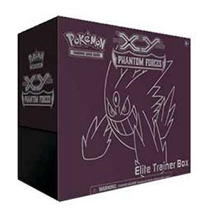 Elite Trainer Box de Fuerzas Fantasmales